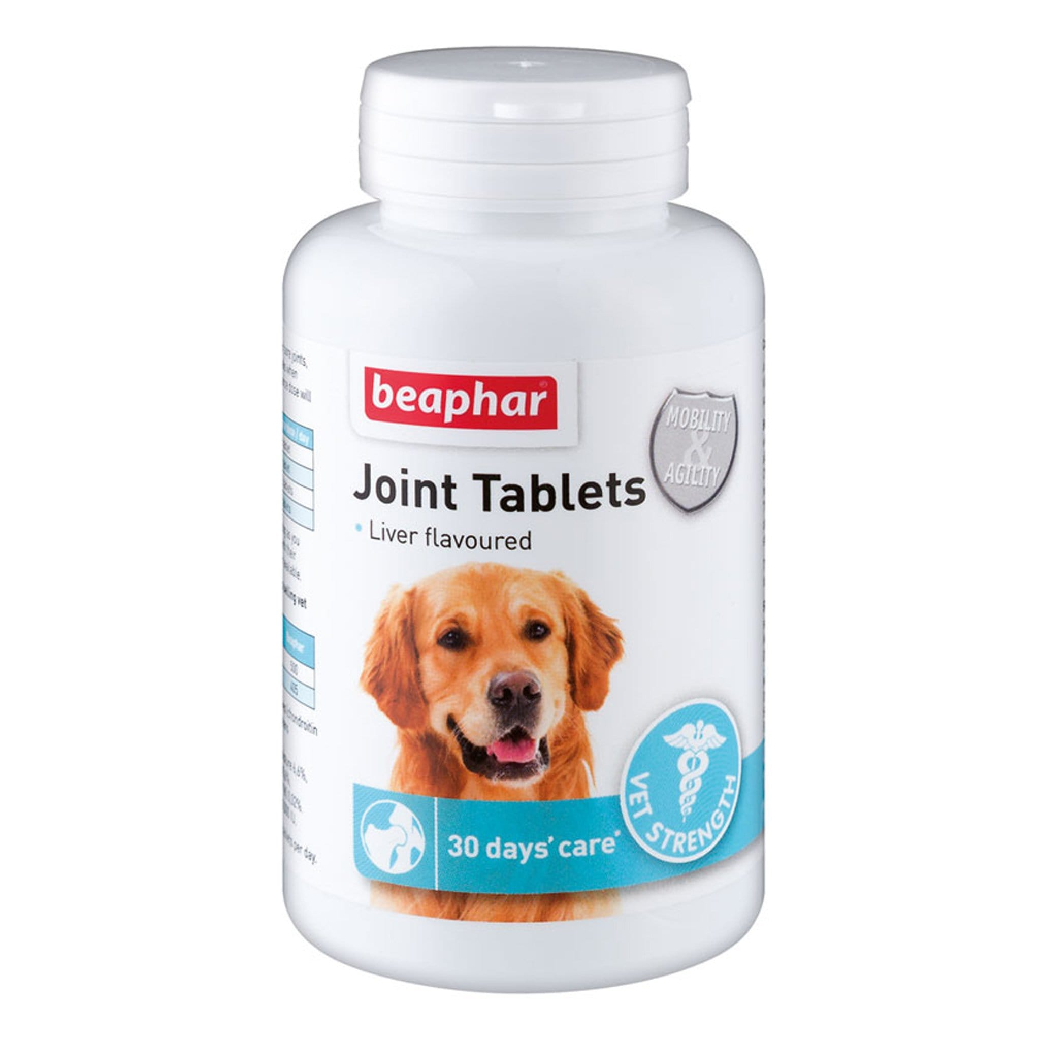 Beaphar Dog Joint Tablets 60 tablets 30 day supply 23677