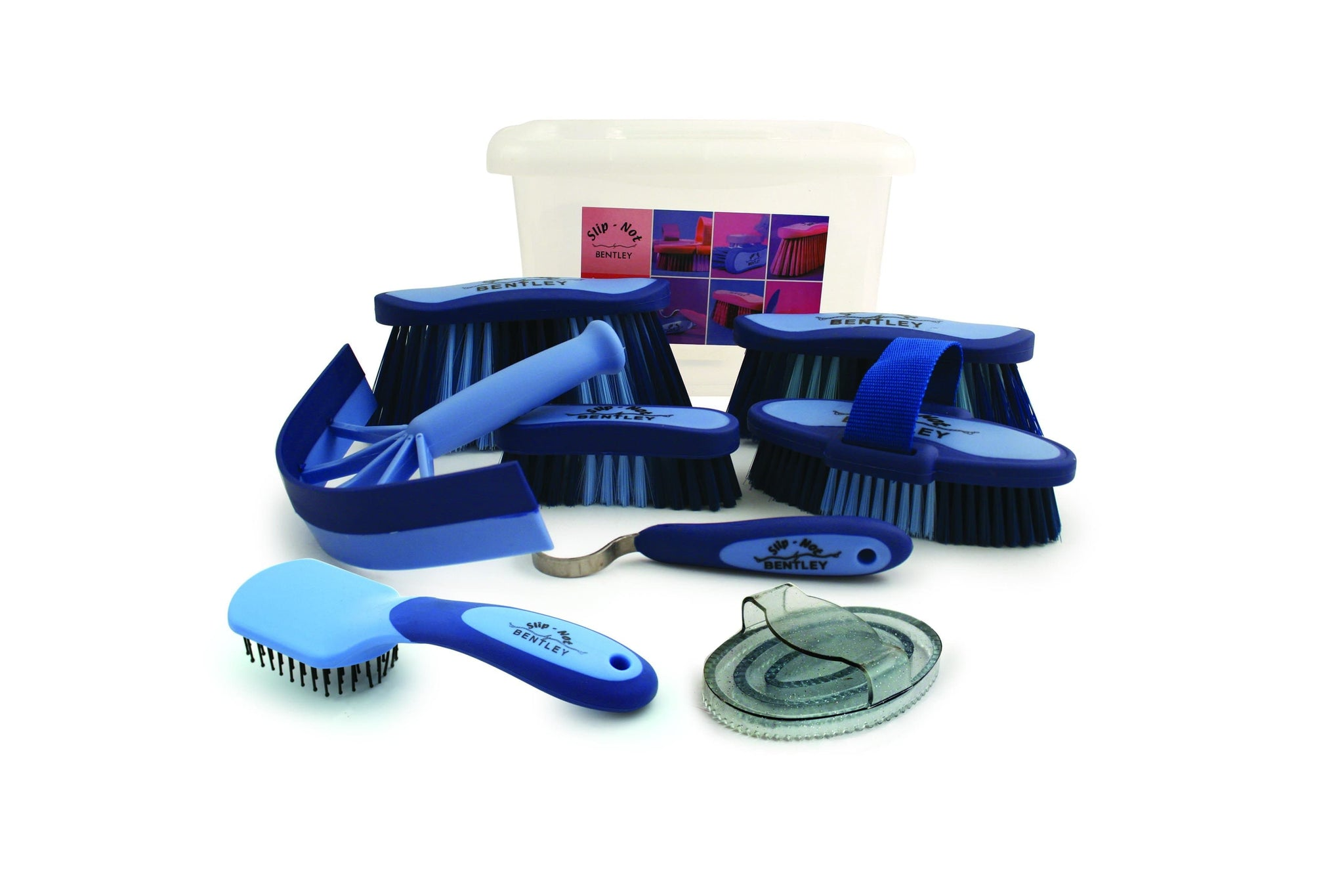 Bentley Slip-Not Grooming Set Blue SPN1400