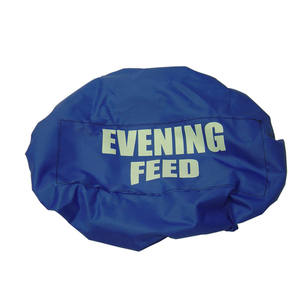 Bitz Evening Feed Bucket Cover Royal Blue TRL7521