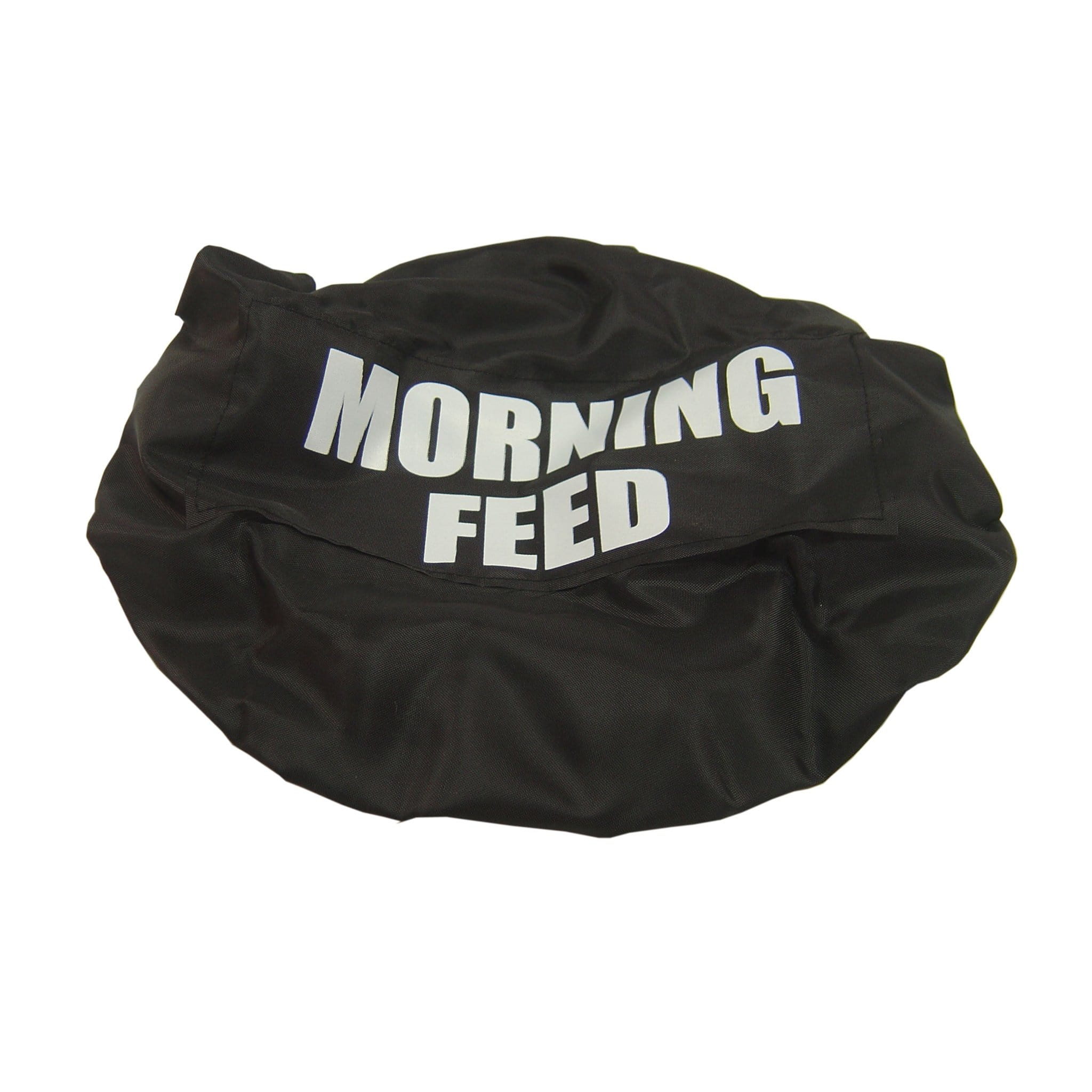 Bitz Morning Feed Bucket Cover Black TRL7518