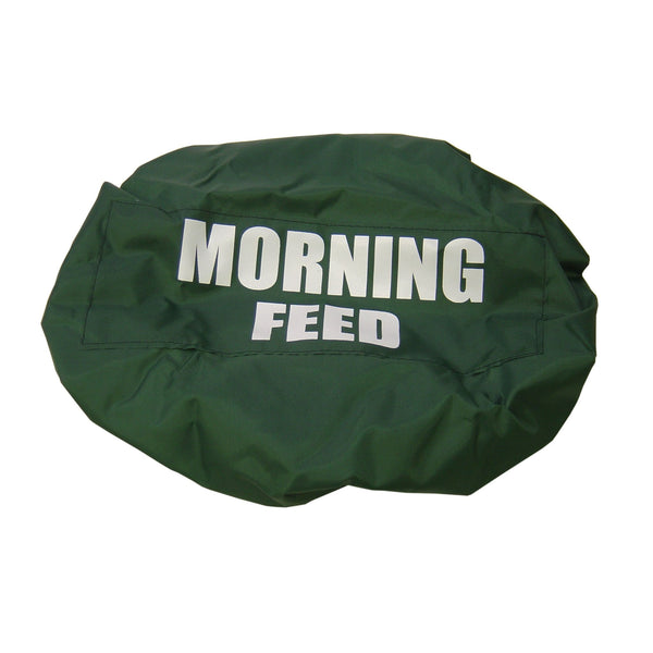 Bitz Morning Feed Bucket Cover Bottle Green TRL7511