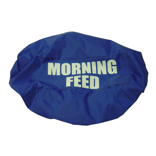 Bitz Morning Feed Bucket Cover Royal Blue TRL7516