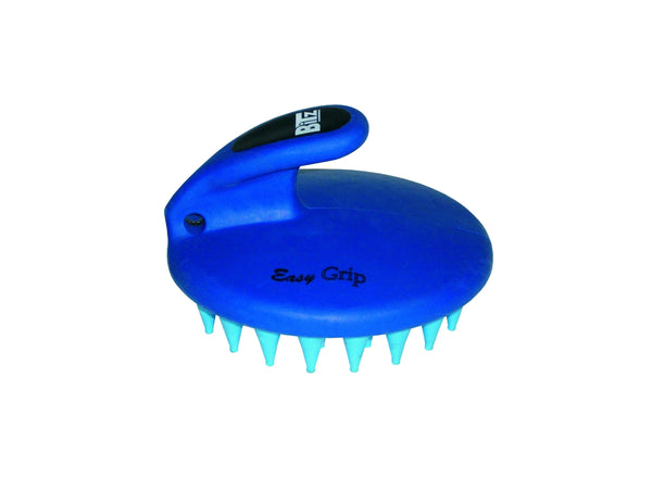 Bitz Palm-Held Curry Comb Blue TRL7745