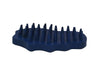 Bitz Rubber Groom Blue Irregular Oval TRL8200