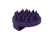 Bitz Rubber Groom Purple Round TRL8187