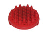 Bitz Rubber Groom Red Round TRL8193