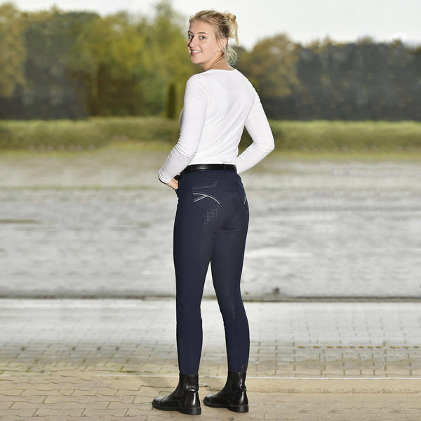 Busse Alicante Breeches Navy Lifestyle 710061