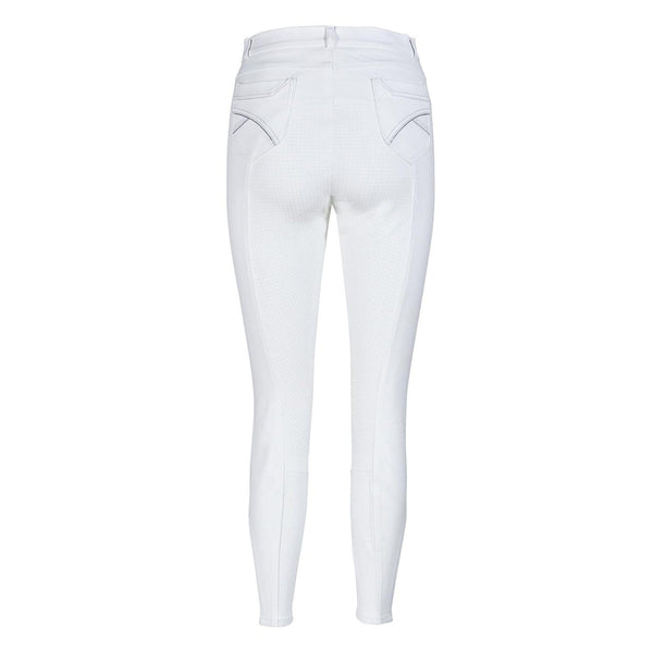 Busse Alicante Breeches White Studio 710061