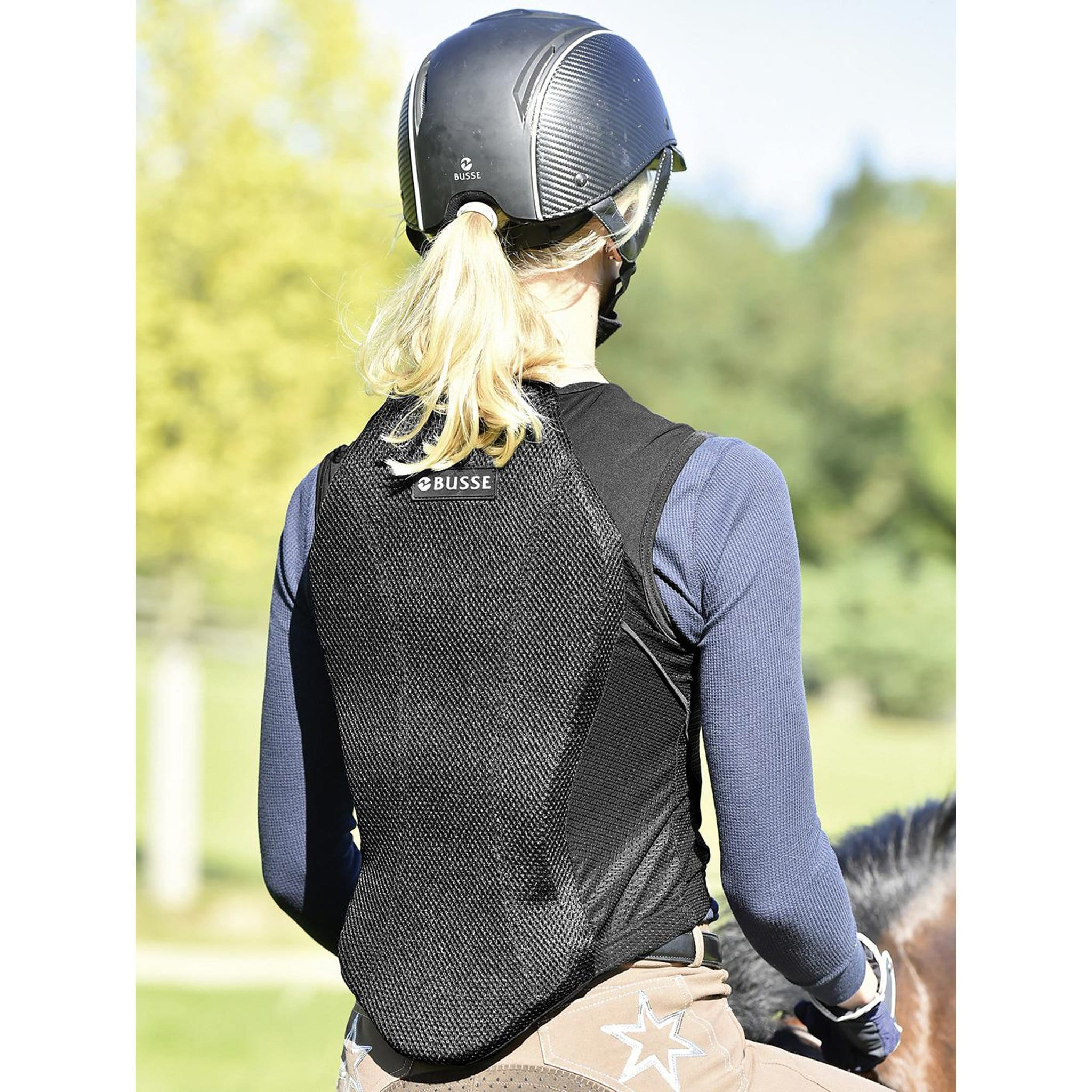 Busse Back Protector Lifestyle Rear View 706310