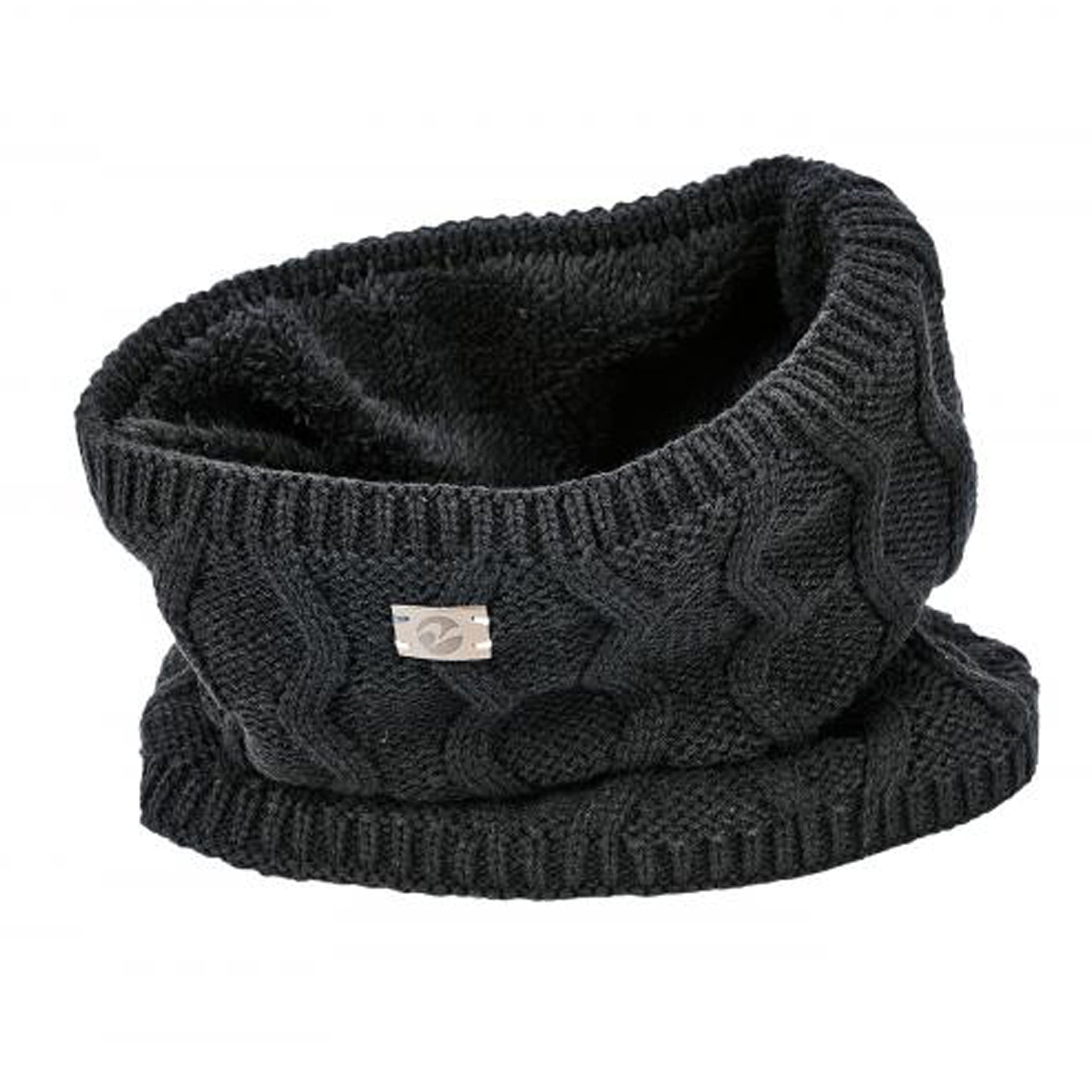Busse Evolet Knitted Snood Black 719332.