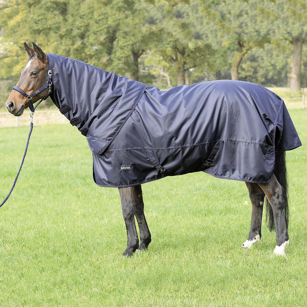 Busse Flexible 100 Thermo Turnout Rug LHS with Neck Cover 603175