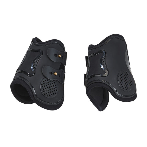 Busse Jump-Pro Fetlock Boots Rear View 605557