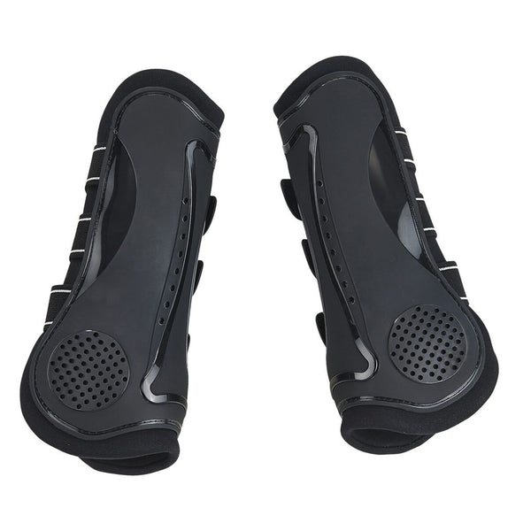 Busse Jump-Pro Tendon Boots Rear View 605556