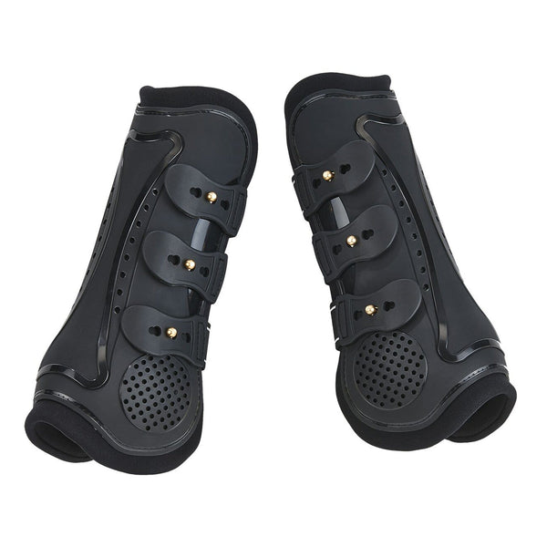 Busse Jump-Pro Tendon Boots Outside View 605556