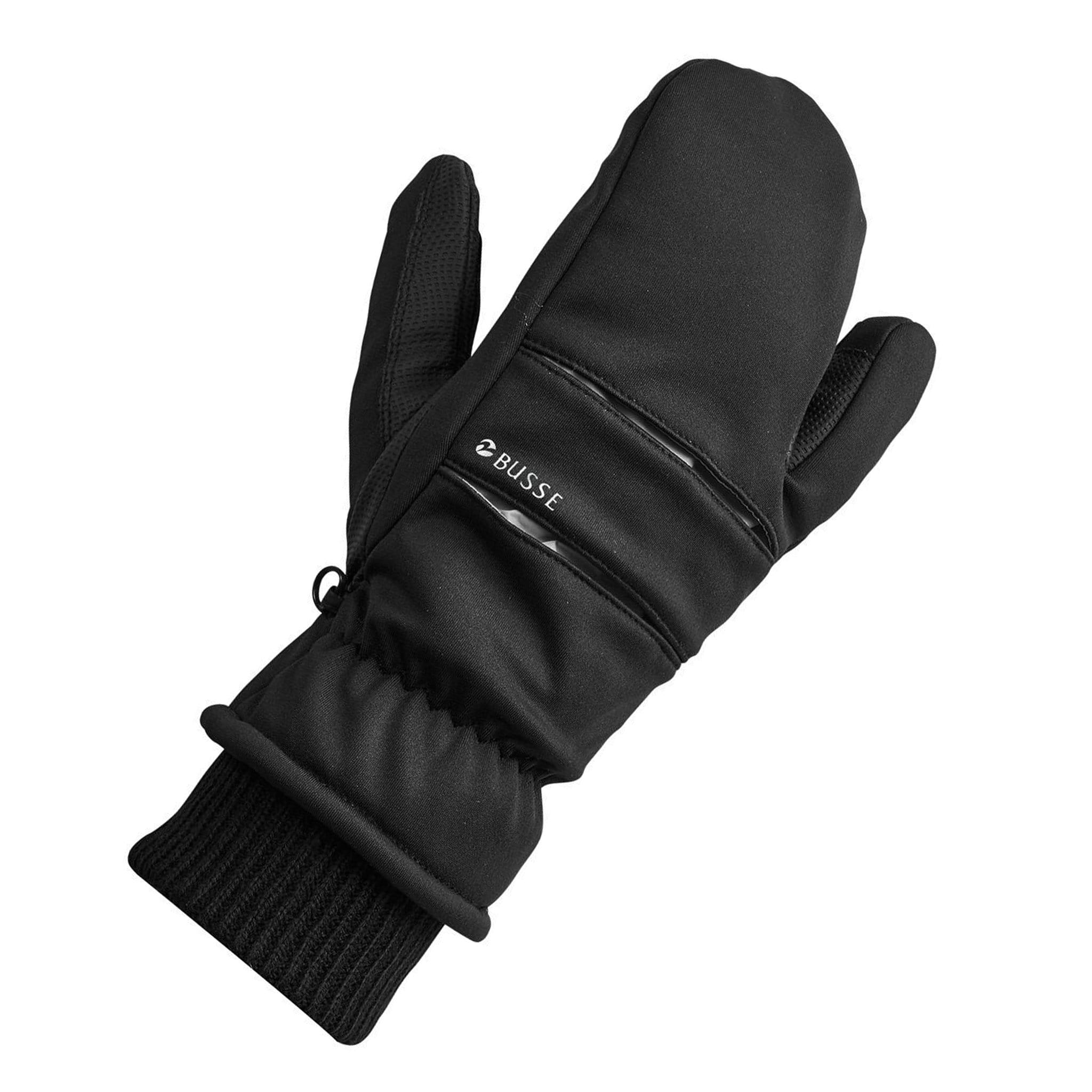 Busse Lennox-Soft Winter Mittens Back