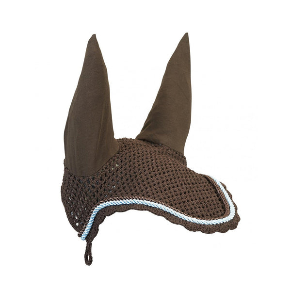 Busse Mood Fly Veil in Brown 699913