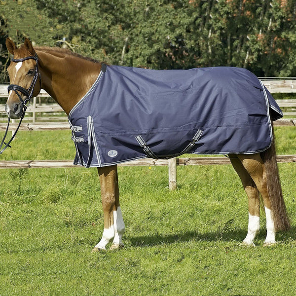 Busse Move Winter 200 Turnout Rug Navy 603094