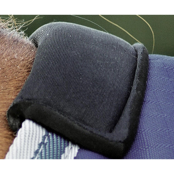 Busse Move Winter 200 Turnout Rug Navy Wither Pad 603094