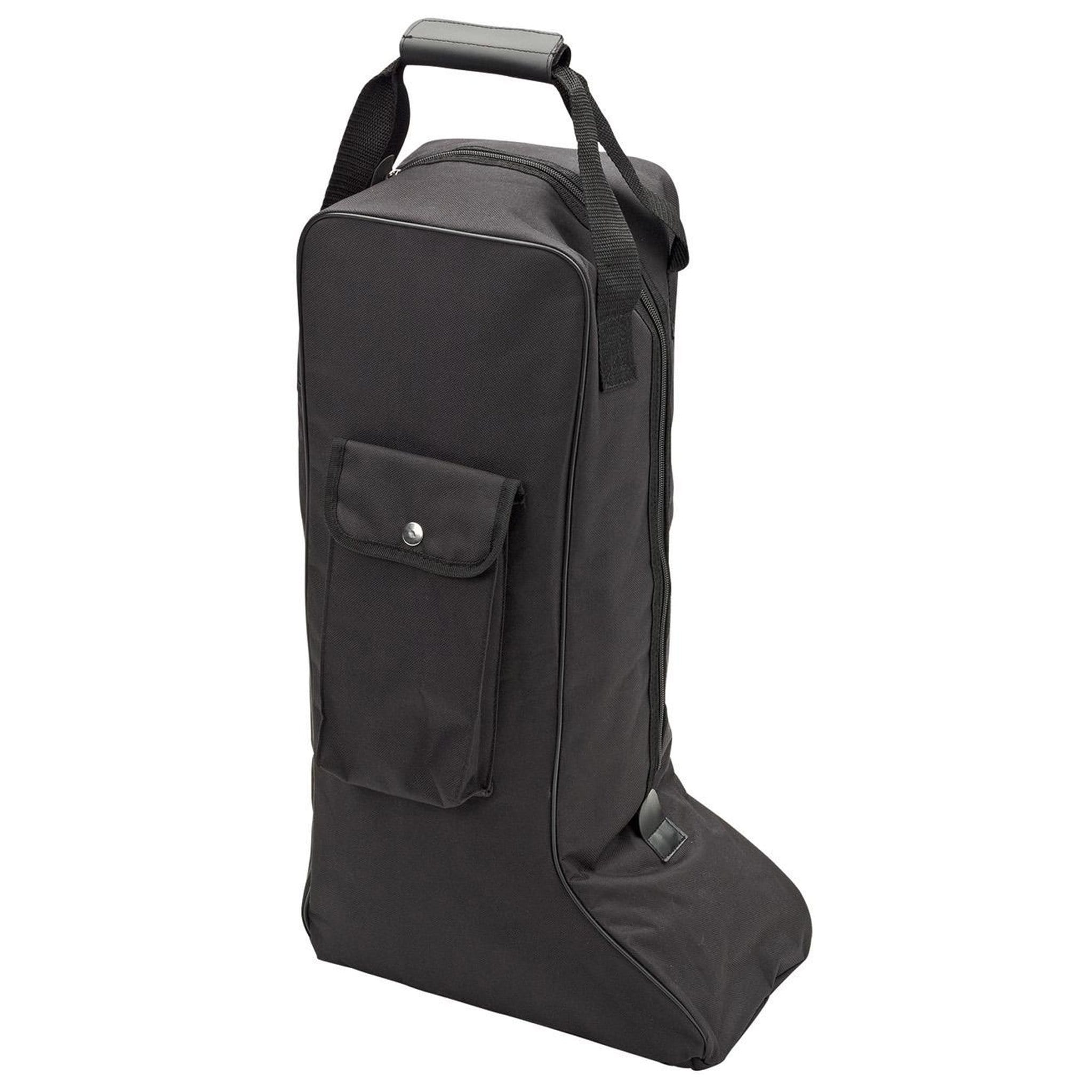 Busse Neapel Tall Boot Bag Black 736013