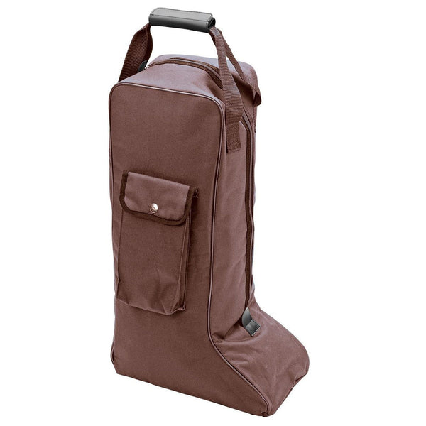 Busse Neapel Tall Boot Bag Brown 736013