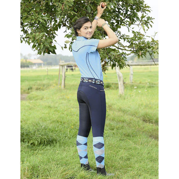 Busse Palma Breeches Navy Lifestyle 710067
