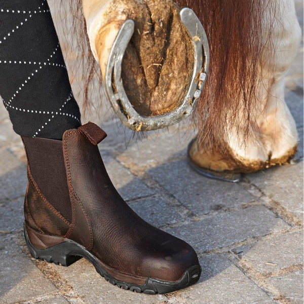 Busse Protective Jodhpur Boots Lifestyle 727514