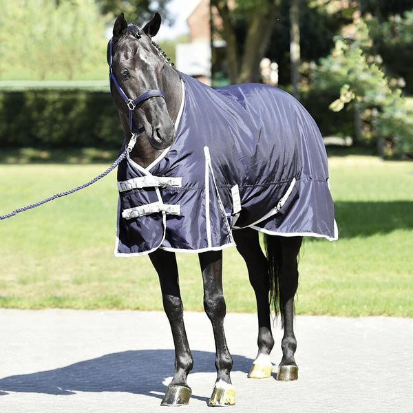 Busse Rain 50 Turnout Rug Front View 603159