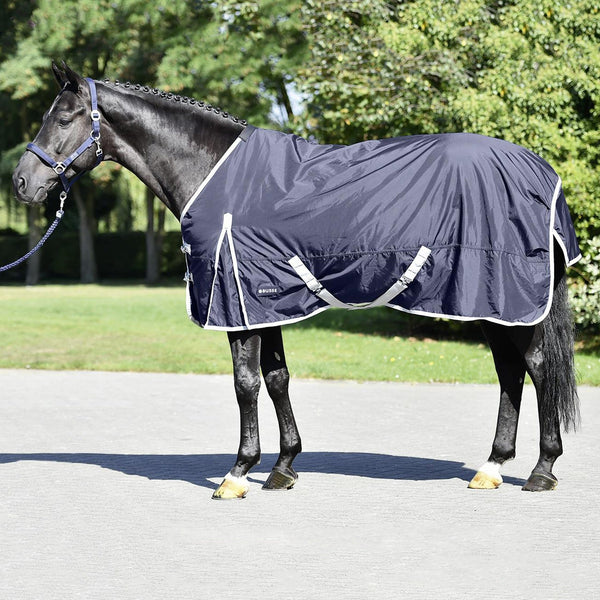 Busse Rain 50 Turnout Rug Side View 603159
