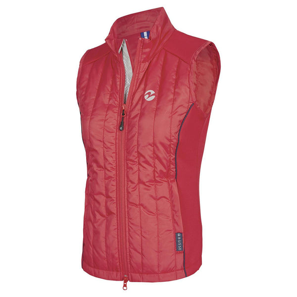 Busse Sinja Vest Red Studio 781133