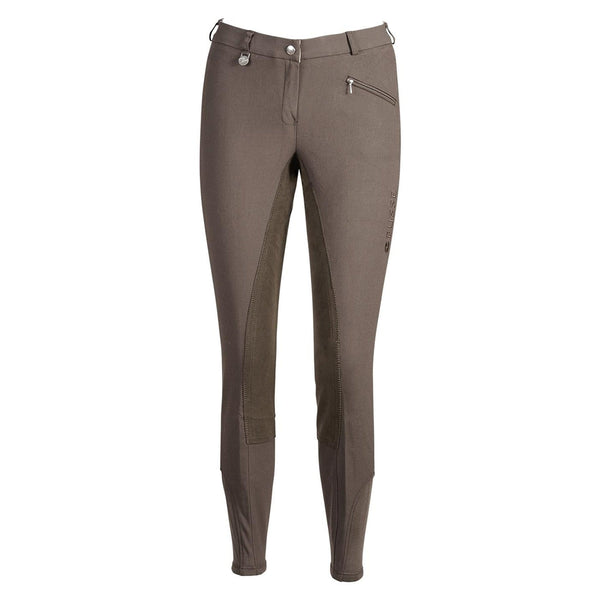 Busse Valencia Breeches Brown Studio Front 710052