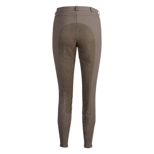 Busse Valencia Breeches Brown Studio Rear 710052