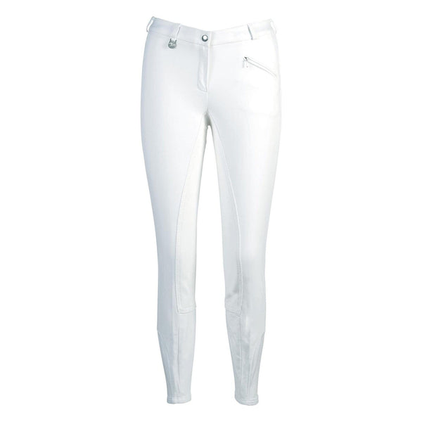 Busse Valencia Breeches White Studio 710052