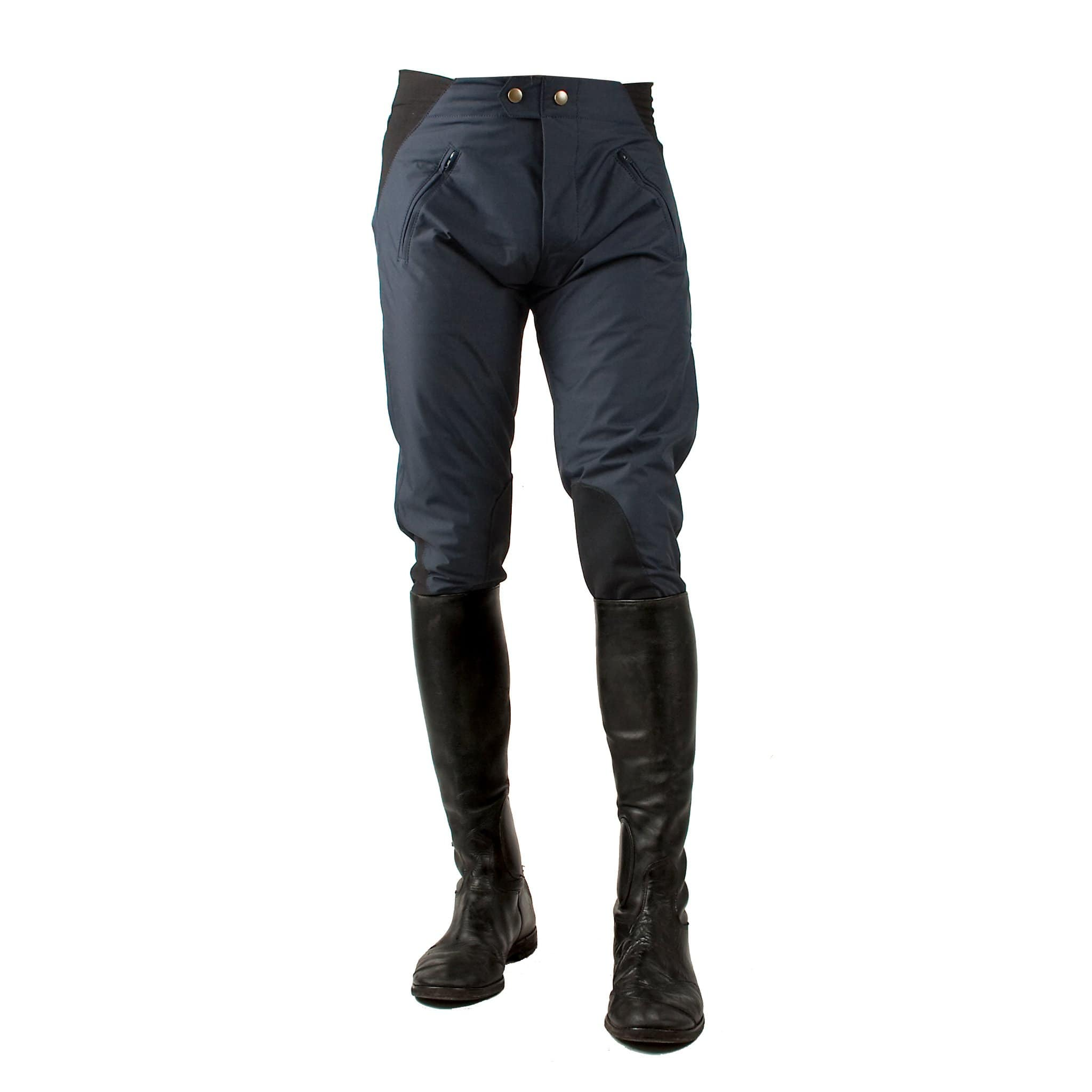 CLBHYW Horseware Showerproof Breeches Navy