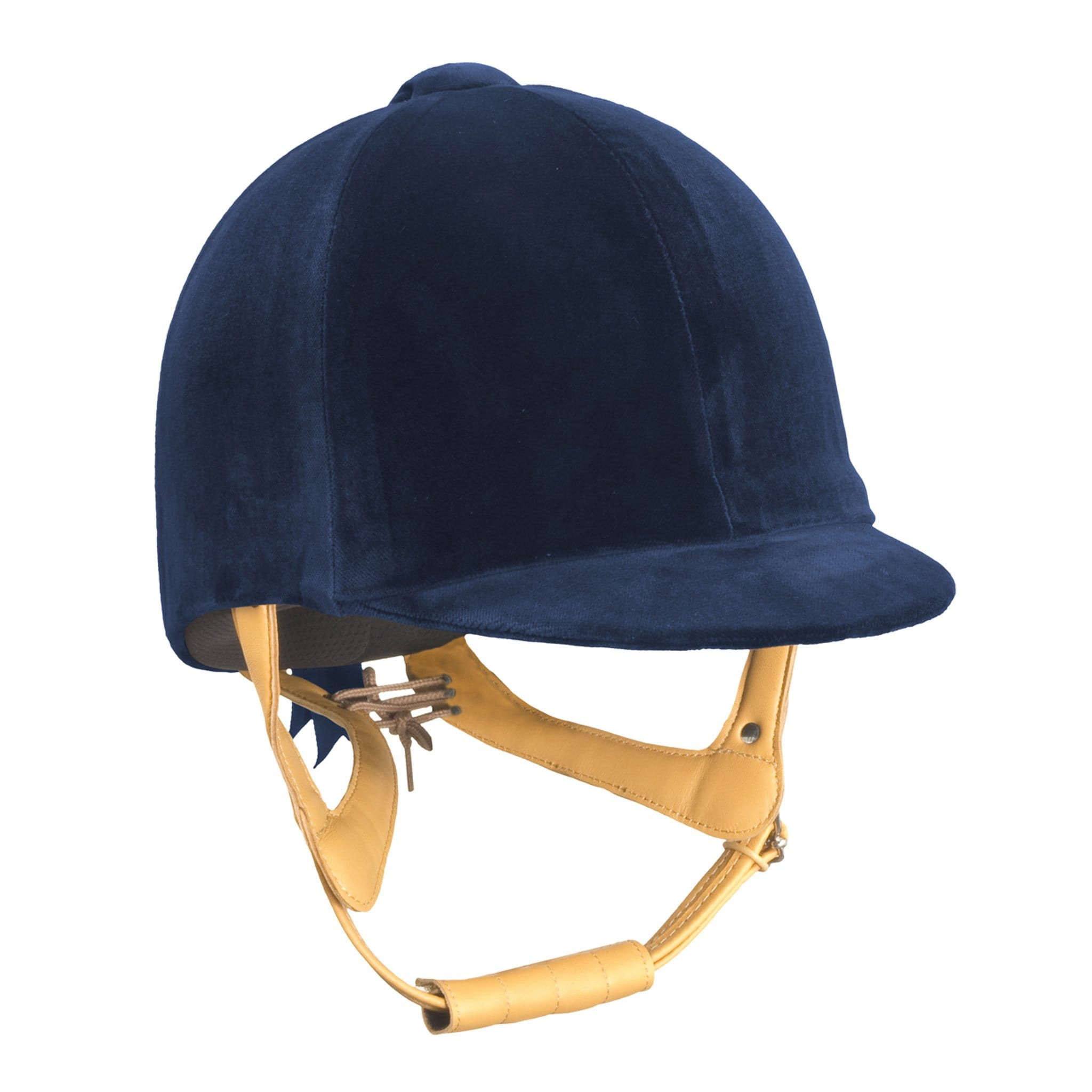 Champion CPX Supreme Riding Hat Navy Right