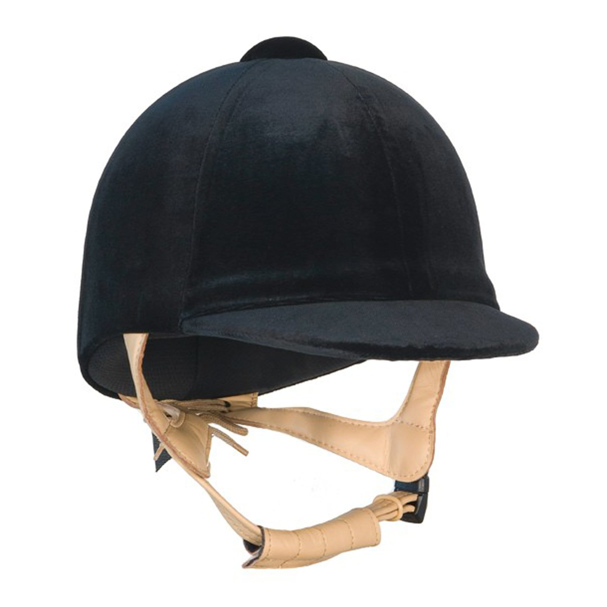 Champion CPX3000 Deluxe Riding Hat Black CPX3000DELUXE/BK/51.