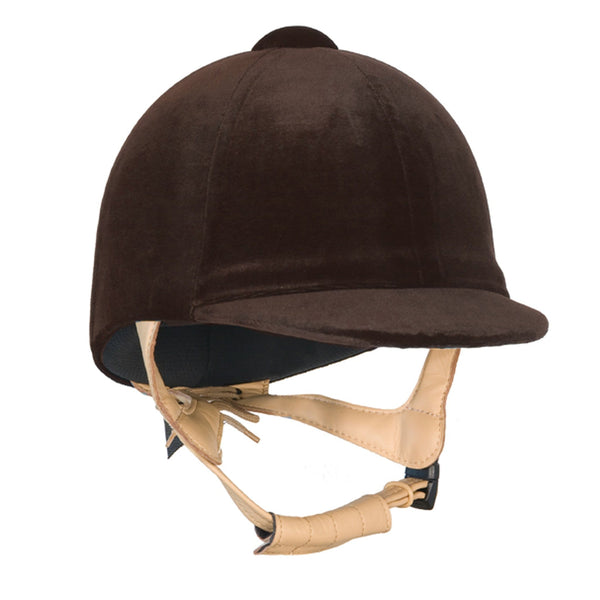 Champion CPX3000 Deluxe Riding Hat Brown