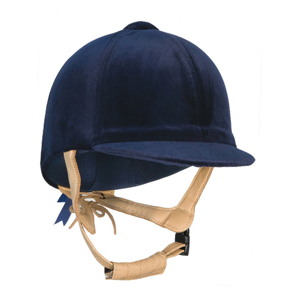 Champion CPX3000 Deluxe Riding Hat Navy