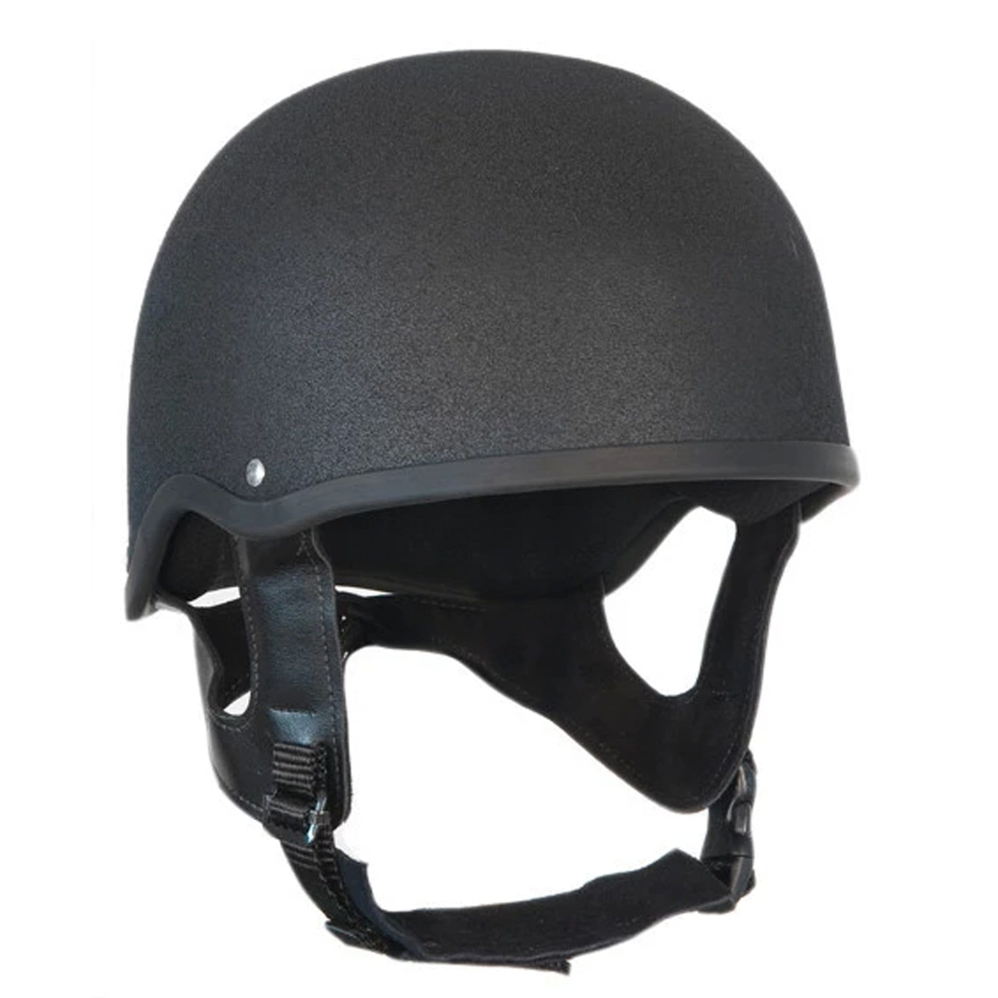 Champion Euro Deluxe Plus Helmet Front View.