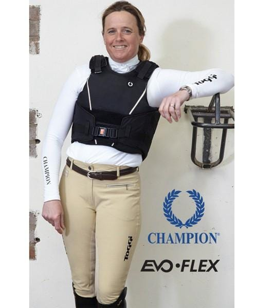 Champion Evo-Flex Body Protector Pippa Funnel