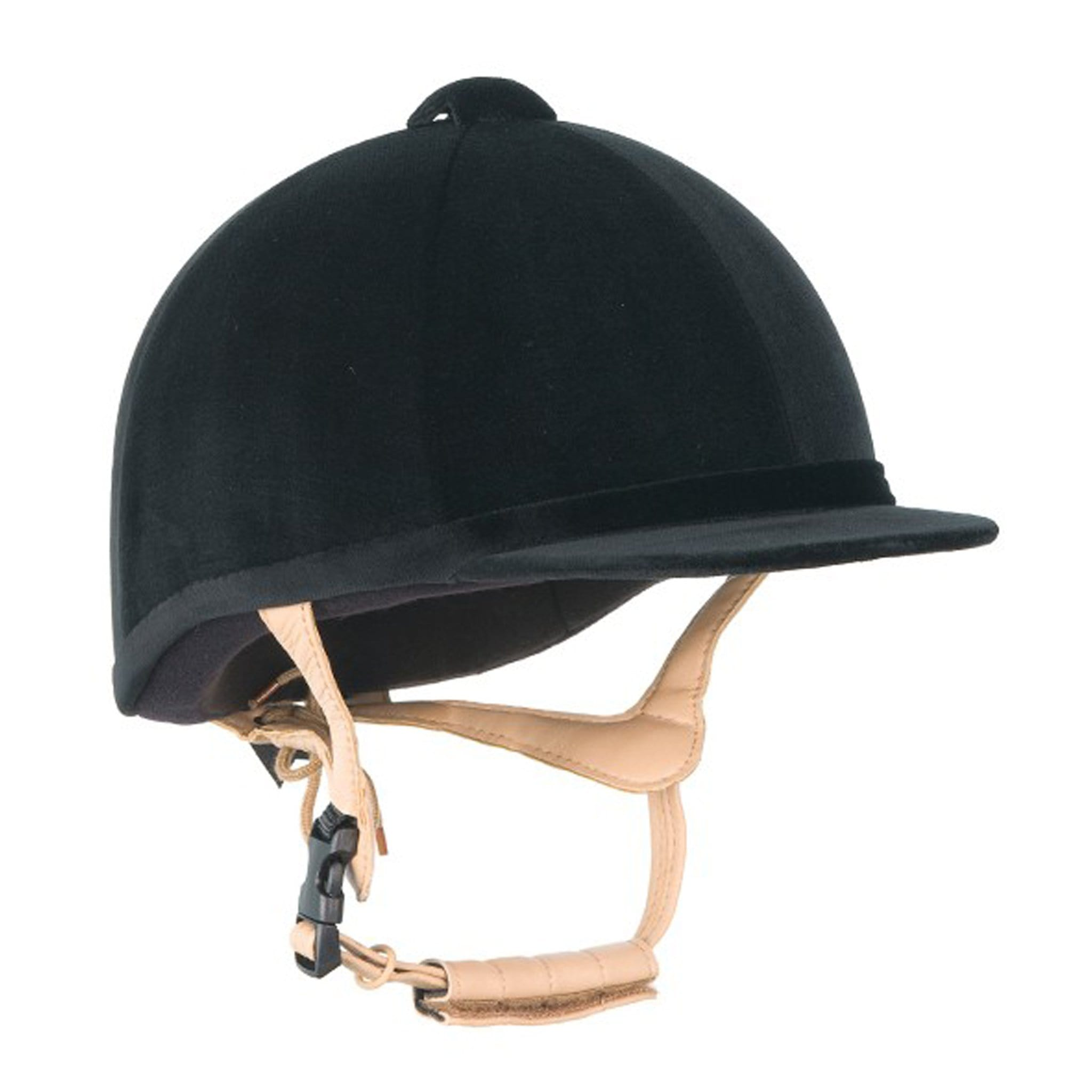 Champion Grand Prix Riding Hat Black GRANDPRIX/BK/5.