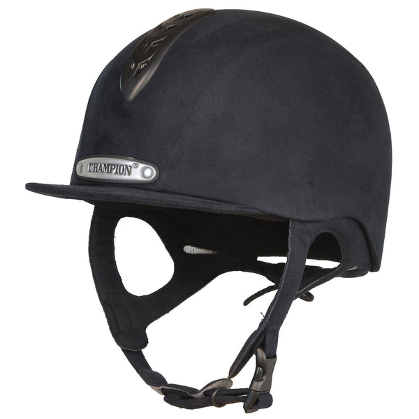 Champion Junior X-Air Hat - EQUUS