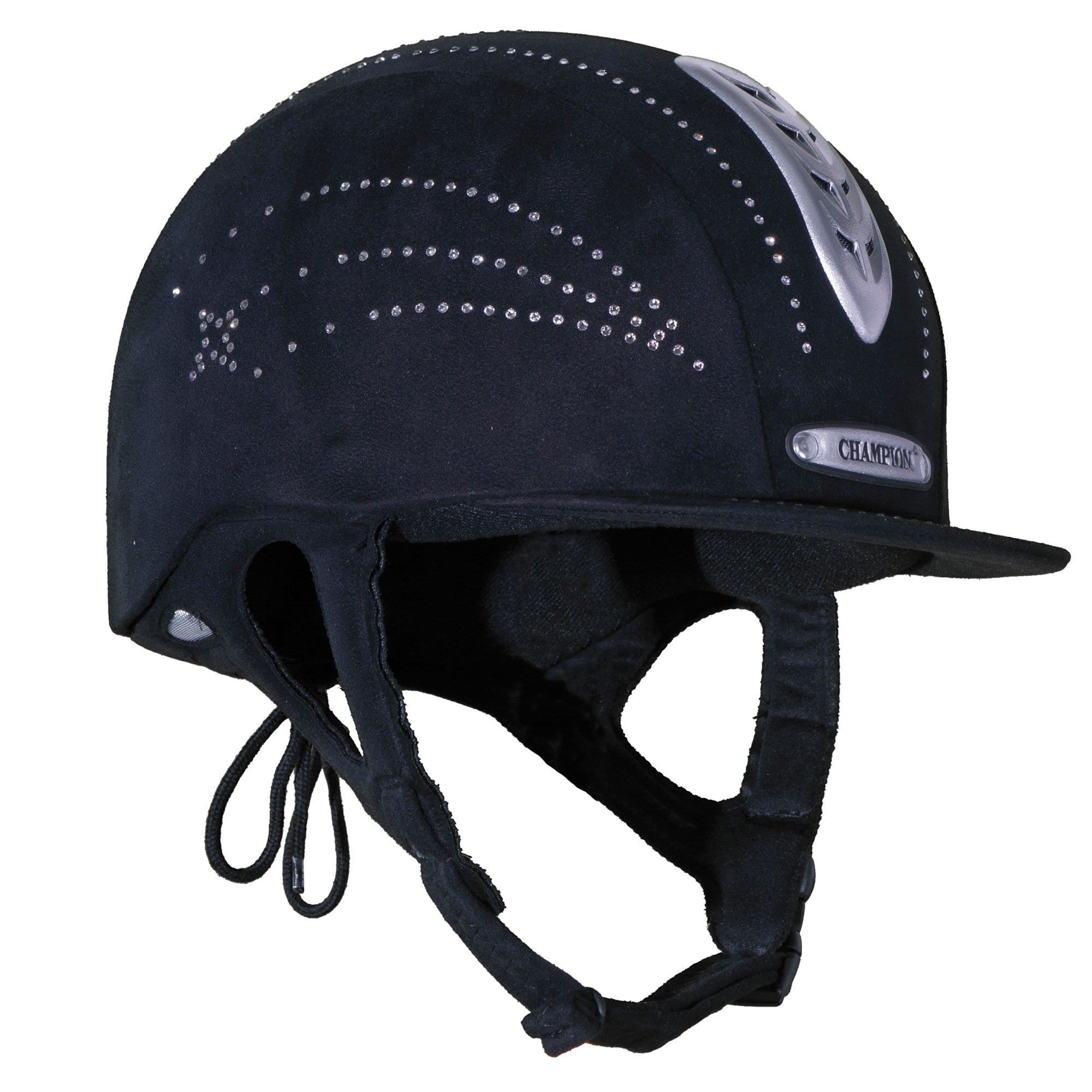 Champion Junior X-Air Star Hat - EQUUS