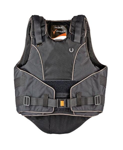 Champion Vanguard Girl's Body Protector Front View