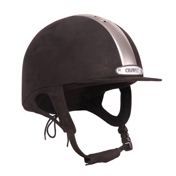 Champion Ventair Hat Black Right SIde