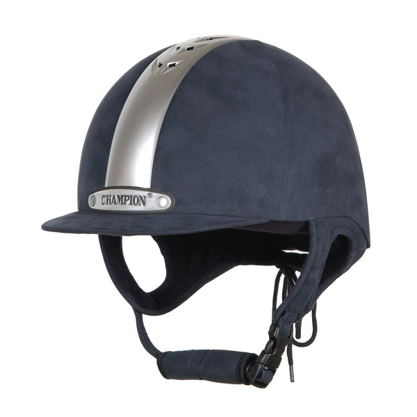 Champion Ventair Riding Hat in Navy