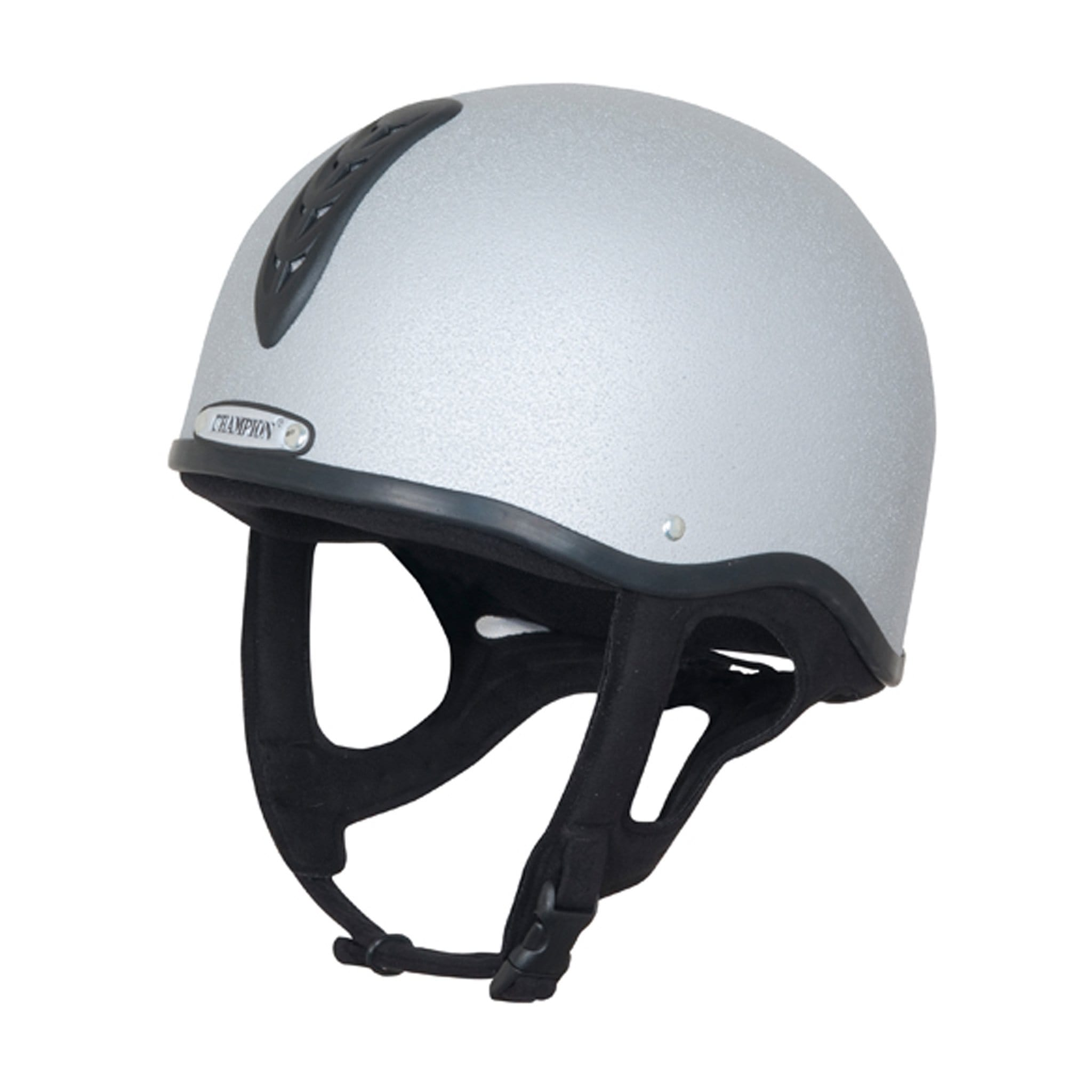 Champion X-Air Plus Helmet Silver LHS