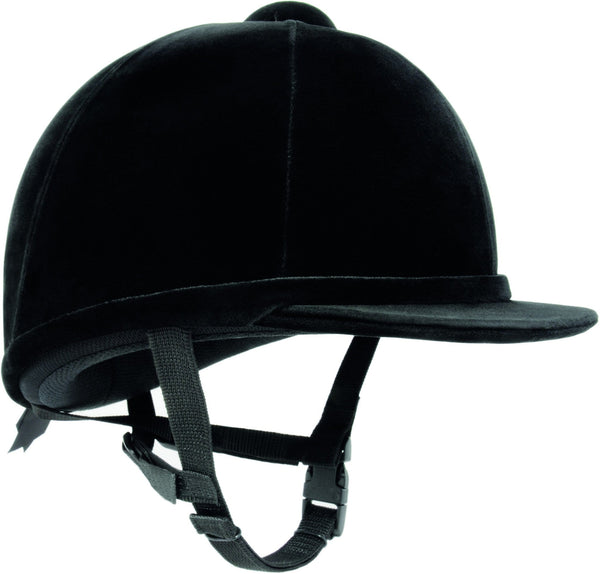 Charles Owen Rider 2000 Hat in Black