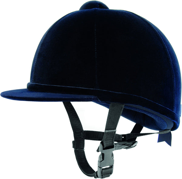 Charles Owen Rider 2000 Hat in Navy