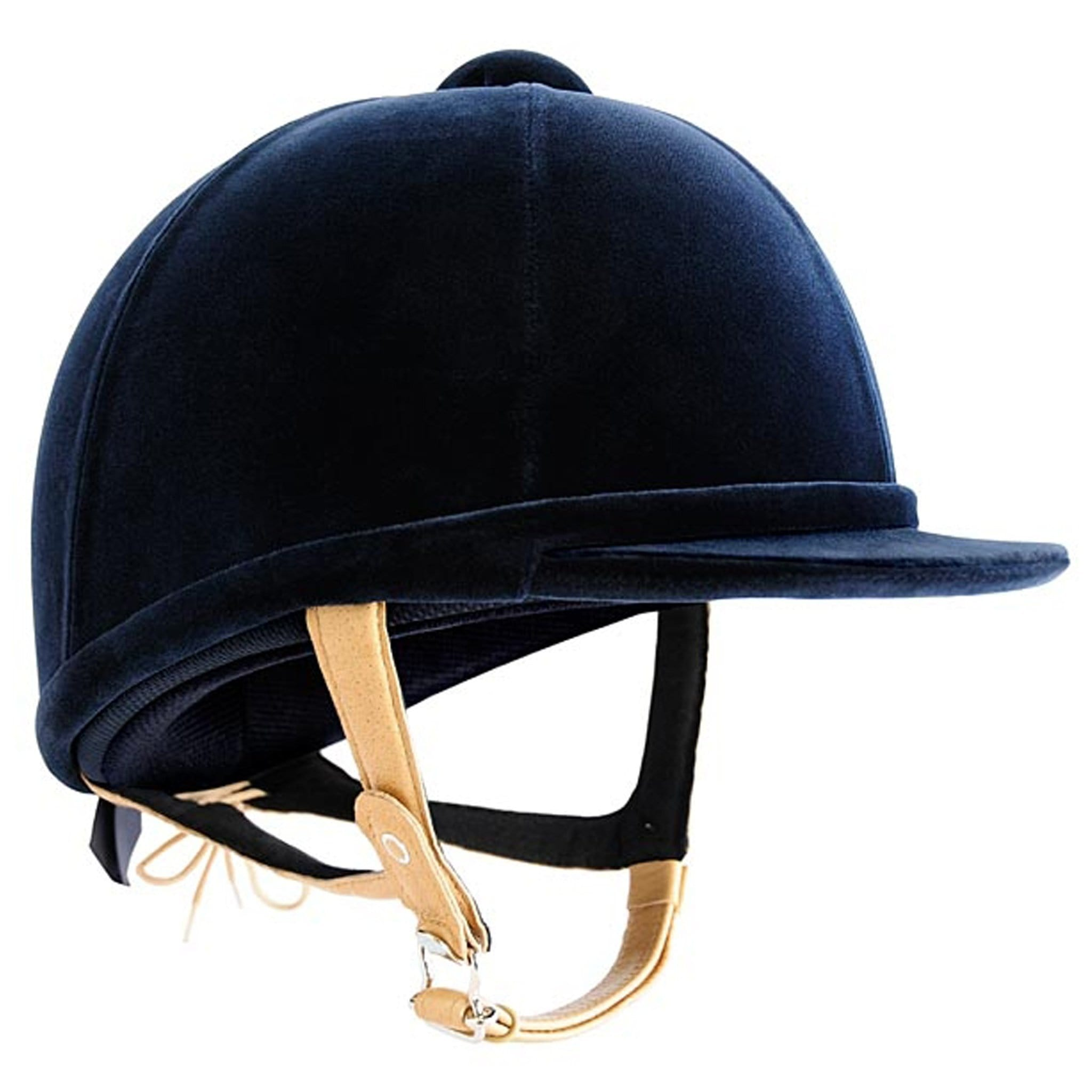 Charles Owen Showjumper XP Hat Navy.