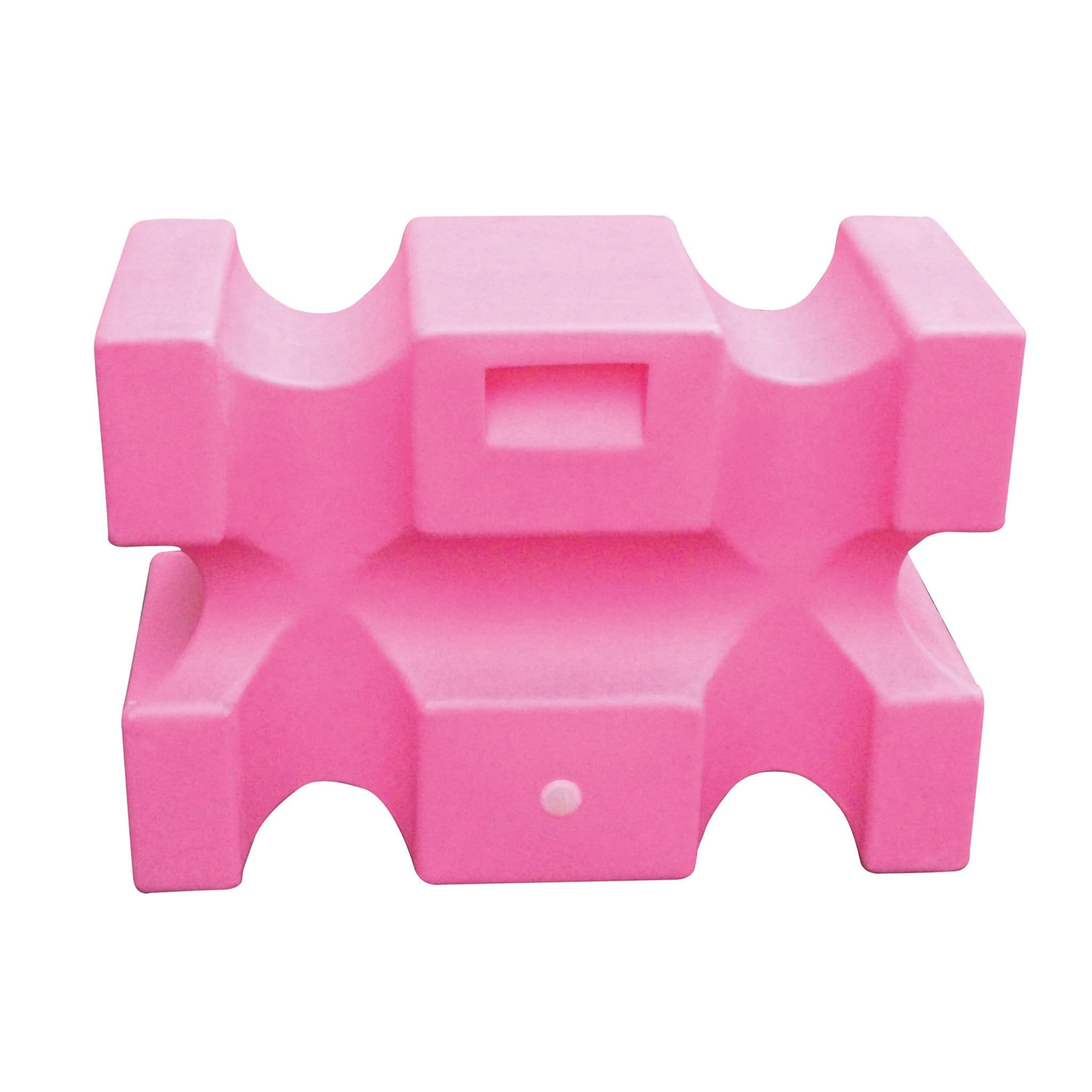 Classic Showjumps Pro-Jump Parallel Block Pink EXC0245.